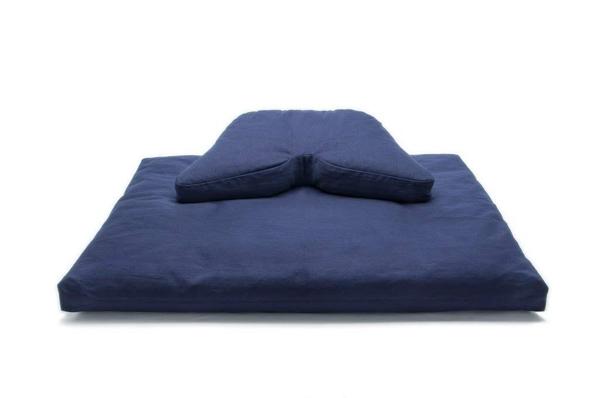 kapok cosmic meditation pillow