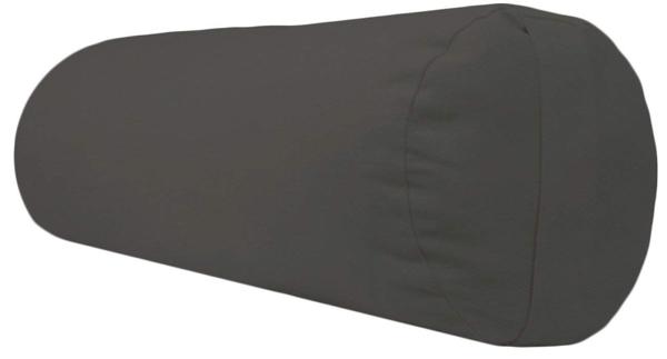 yoga bolster meditation pillow
