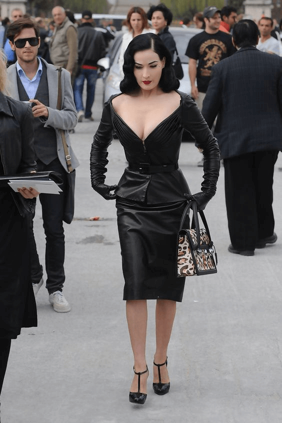 PHOTO: Dita Von Tesse by Francois Durand/Getty Images Europe
