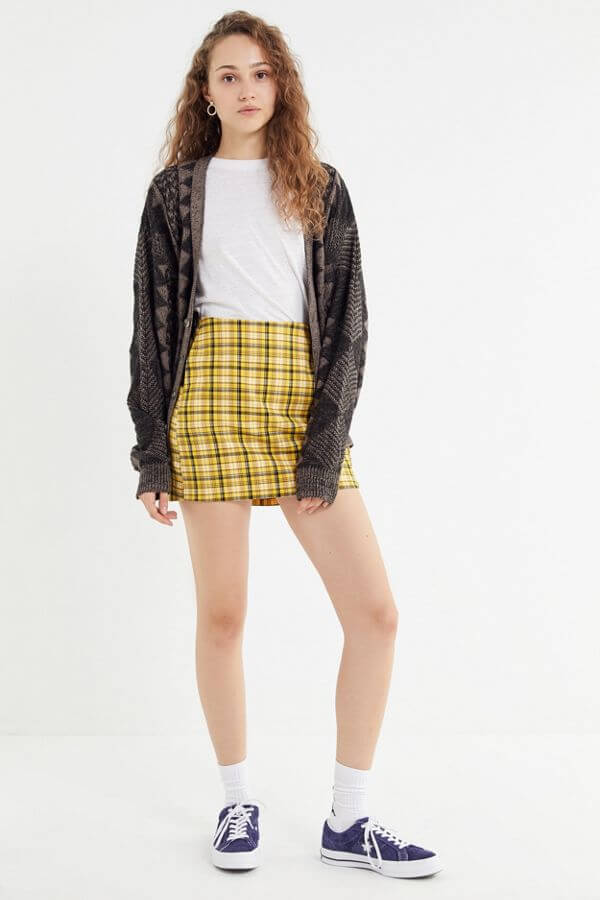 7cb4da79b 15 Short Skirts That Prove It's Not Length That Matters | I AM & CO®