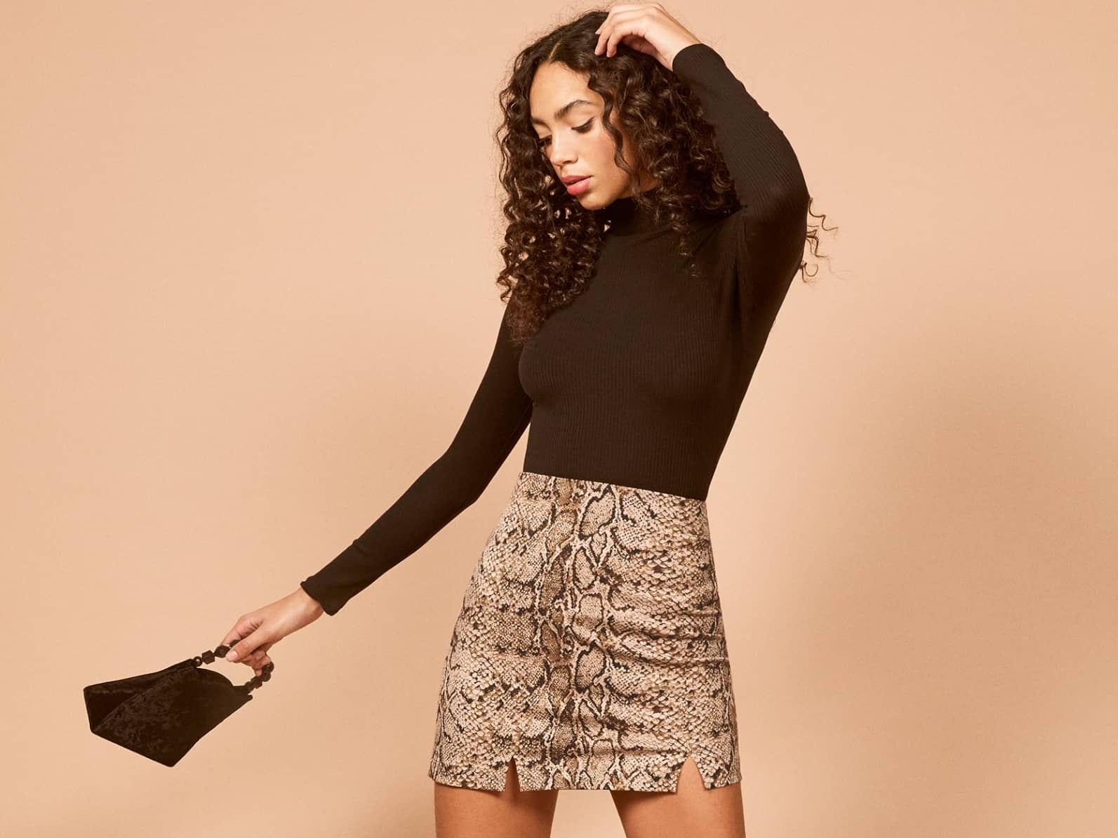 15 Short Skirts That Prove It's Not Length That Matters | I AM & CO®