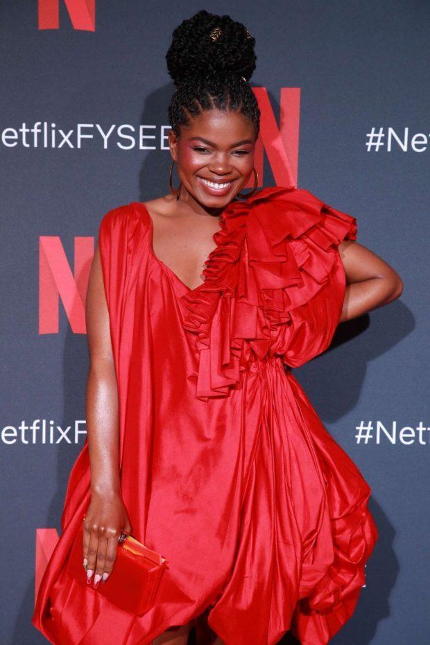 Netflix FYC Event: Prom Night Photo Call