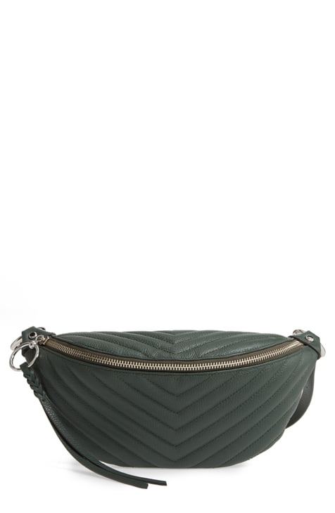 Edie Leather Belt Bag, $198, Nordstrom