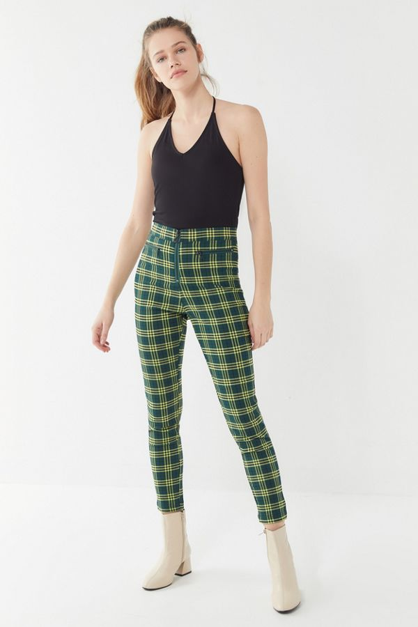 Susie High-Rise Ankle Pants, $59, Urban Outfitters