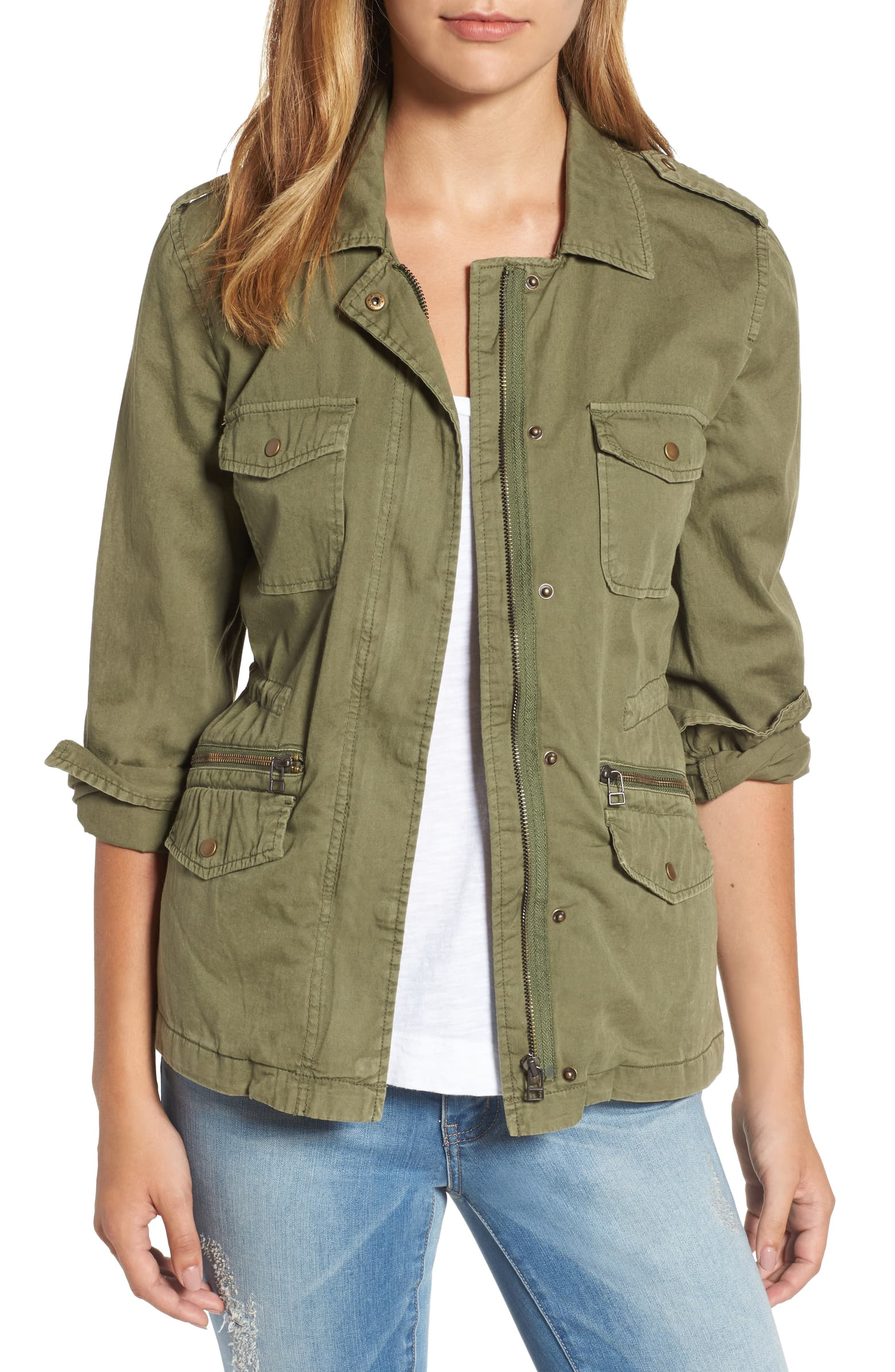 Army Jacket, $150, Nordstrom