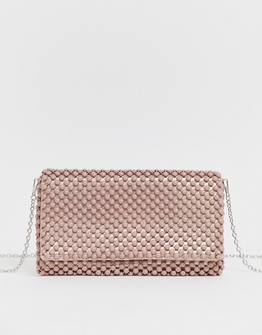 Beaded Occassion Clutch, $32, ASOS