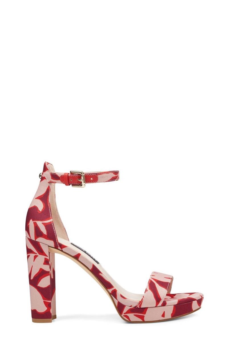 Dempsey Platform Sandals, $40, Nine West