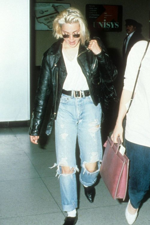 MADONNA, 1988 - GETTY IMAGES
