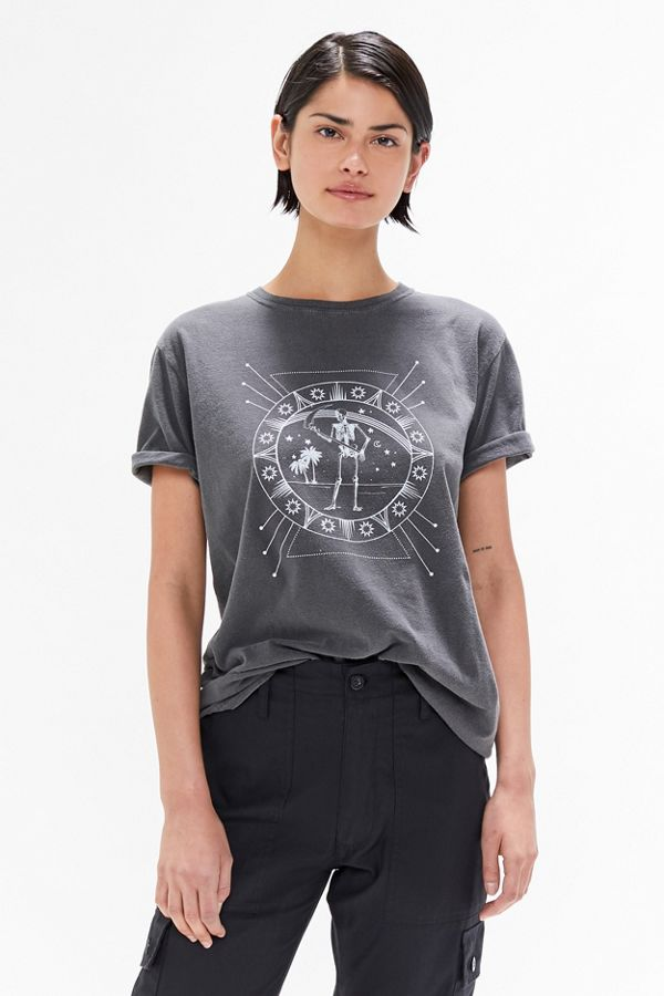 Skeleton Tarot Tee, $39, Urban Outfitters