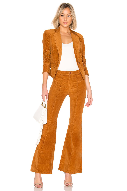 Heidi Cordi Suit Set, $56, Revolve