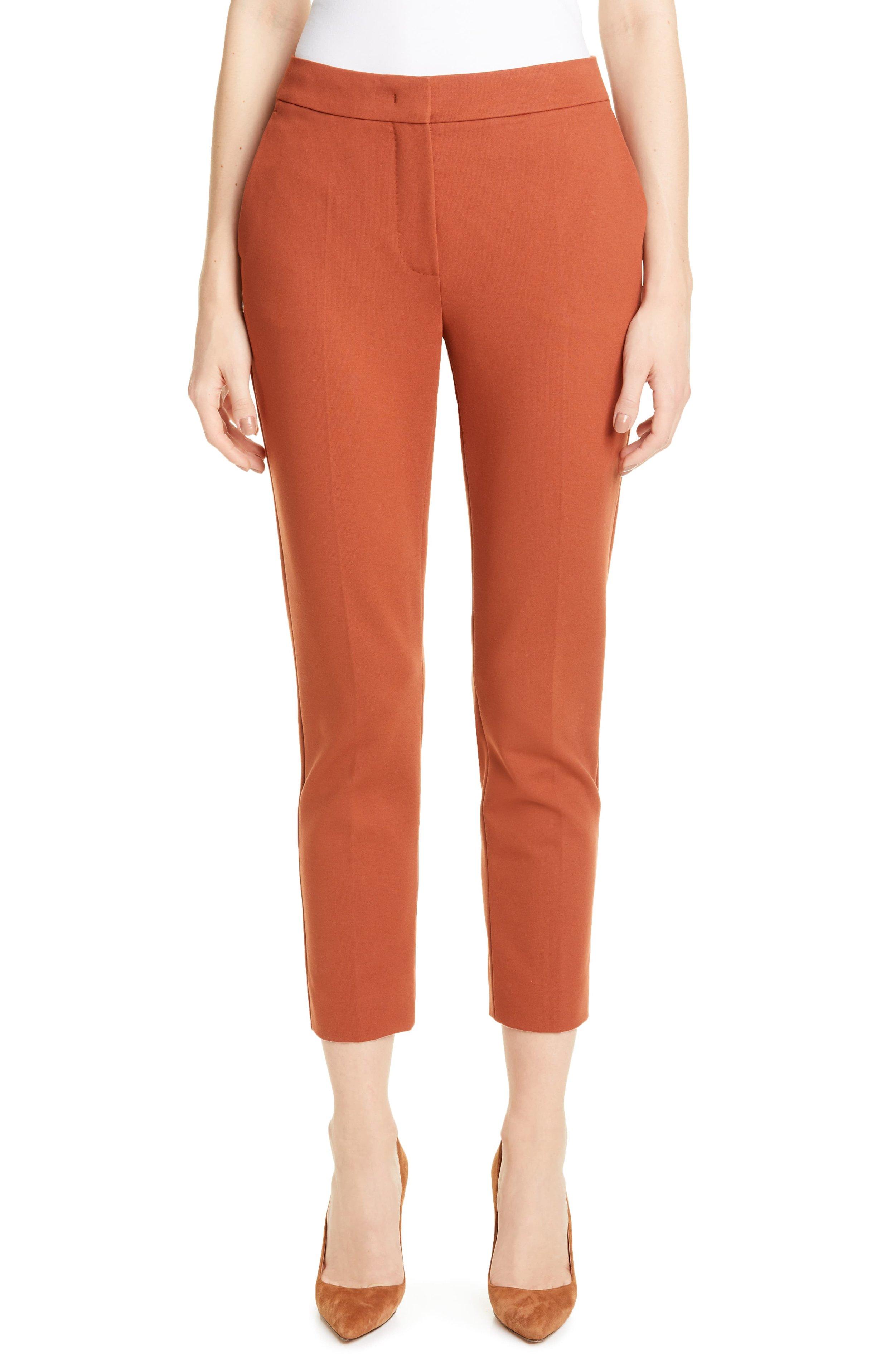 Pegno Slim Knit Crop Pants, $595, Nordstrom