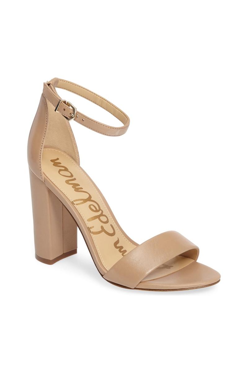 Yaro Ankle Strap Sandal, $120, Nordstrom