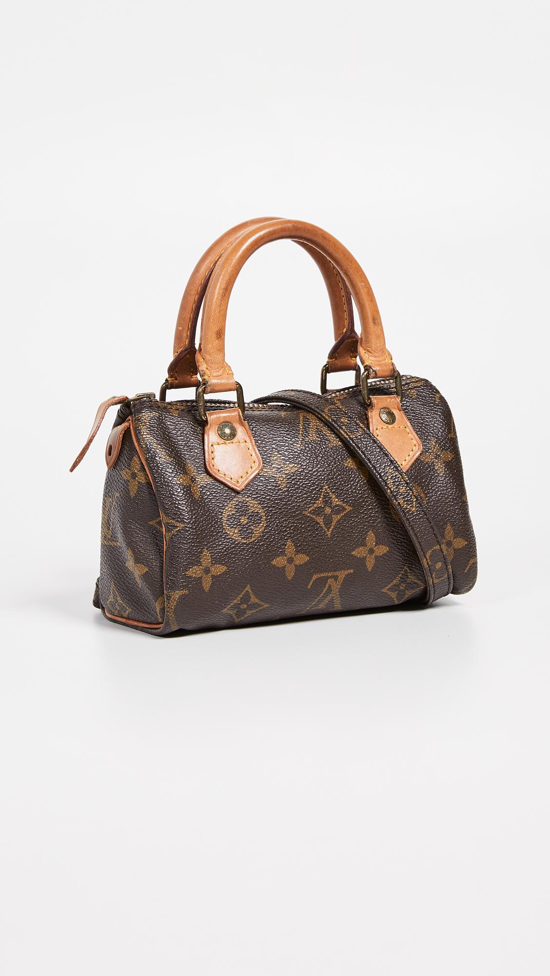 Louis Vuitton Speedy Bag, $1,050, Shopbop