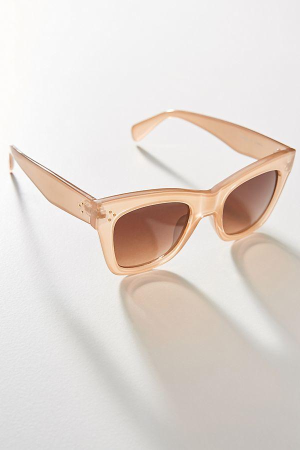 Everett Square Sunglasses, $38, Anthropologie