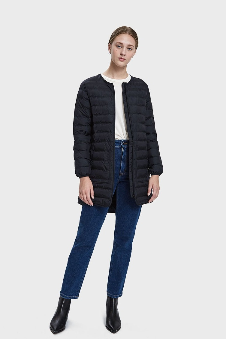 Featherless Liner Jacket, $180, Need Supply
