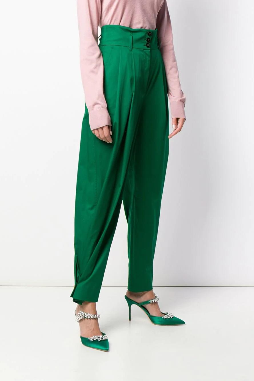 Dolce & Gabana Trousers, $1,300, Farfetch
