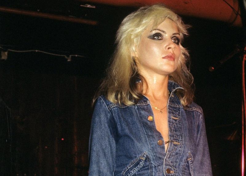 Debbie Harry, 1978 Photo: Shutterstock
