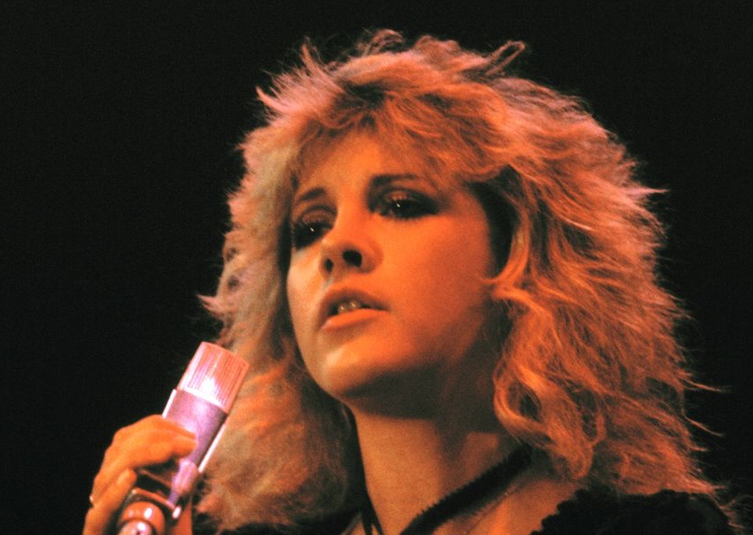 Stevie Nicks, 1982 Photo: Getty Images
