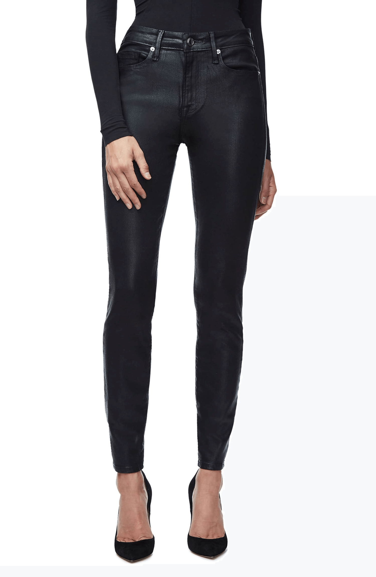 Good Legs High Waist Skinny Jeans, $179, Nordstrom