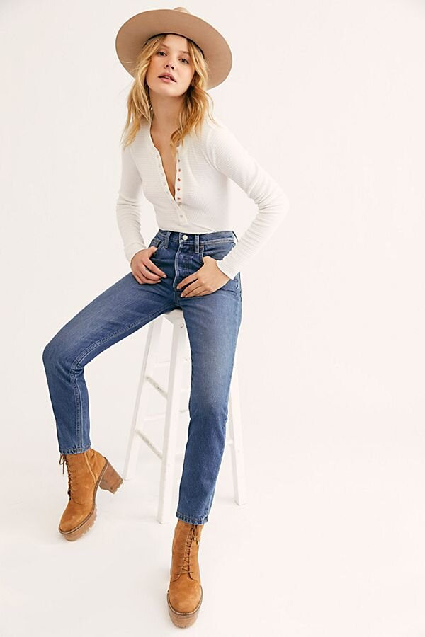 Boyish The Billy Jeans, $168, Free People