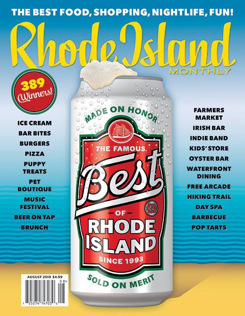 "Rhode Island Monthly: Editor's Pick - ""Wellness Studio"""