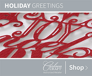 Holiday Invitations from Carlson Craft