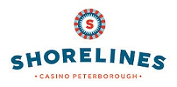Shorelines Casino Peterborough logo