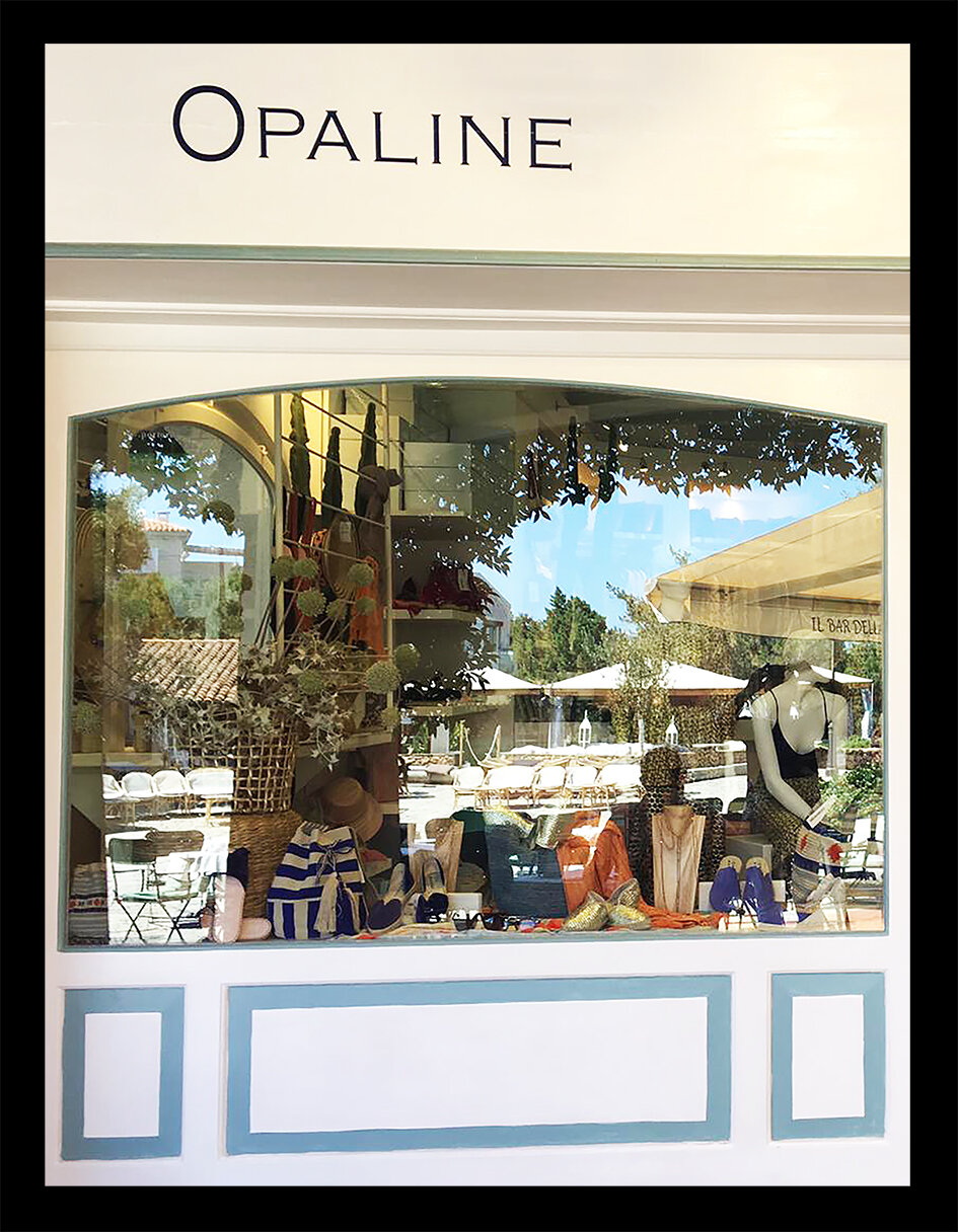 OPALINE SHOP @ PORTOROTONDO - Come VIsit at Porto ROTONDO and discover OUR ONE OF KIND PIECES that are available only in our store! We are just as curious as you are! We are open EVERY DAY EXCEPT WEDNESDAY FROM 10-19.00.THE SHOP IS CONVENIENTLY LOCATED IN THE MAIN PIAZZETTA RIGHT NEXT TO A REFRESHING BAR! Looking forward to meeting you!