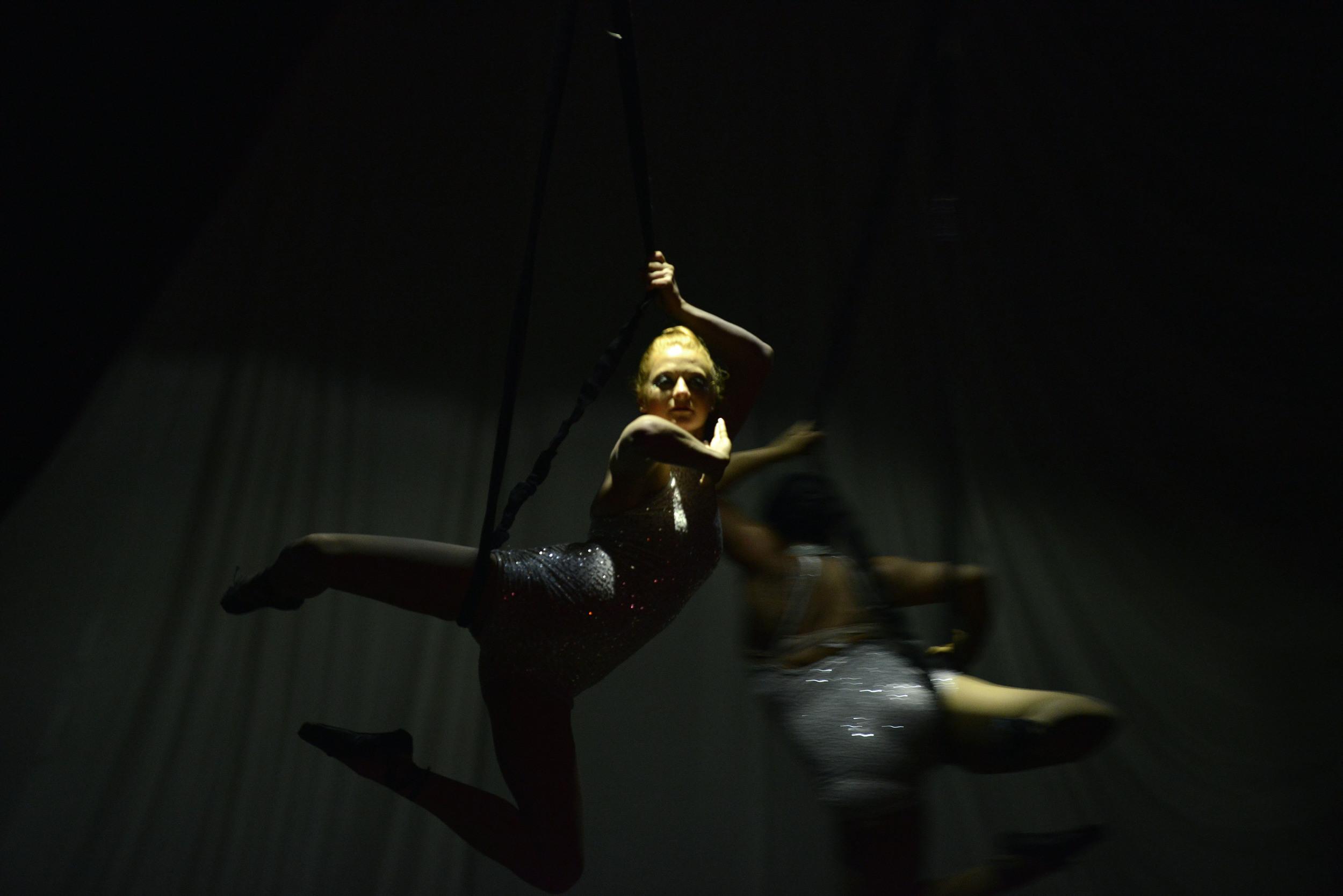 Aerial Carousel