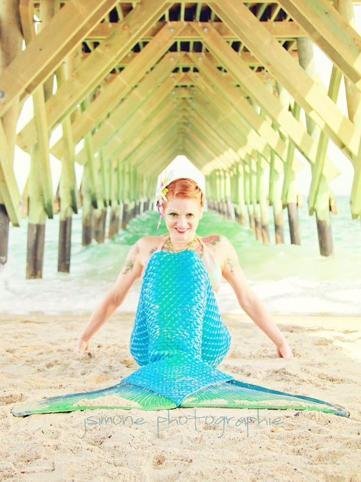 Live Mermaid