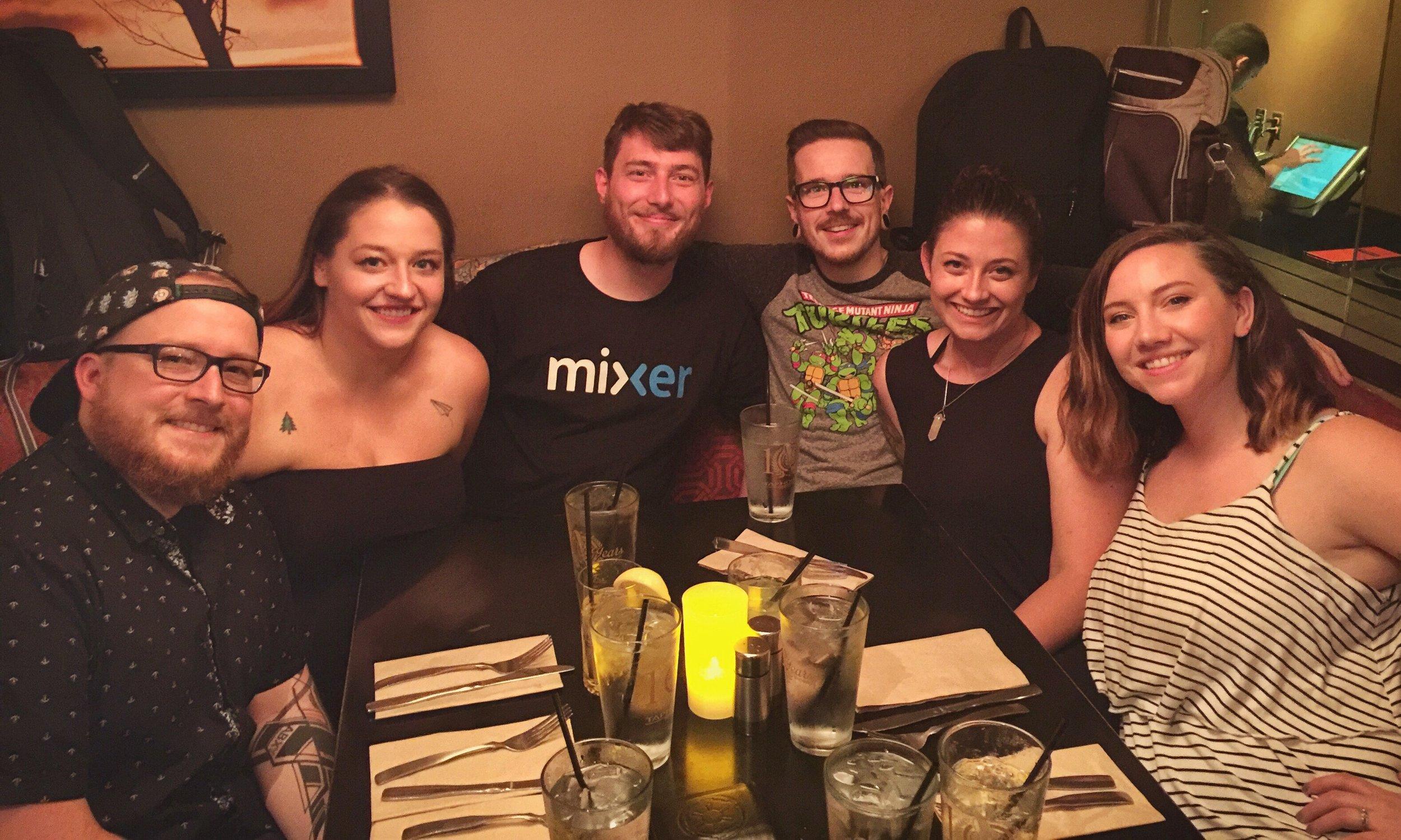 Seattle Dinner