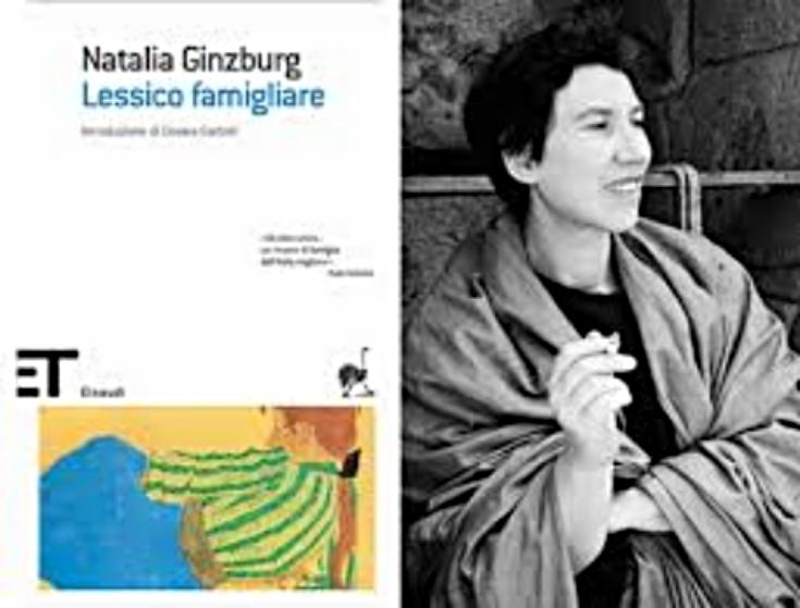 A edição italiana de  Léxico Familiar em 1963