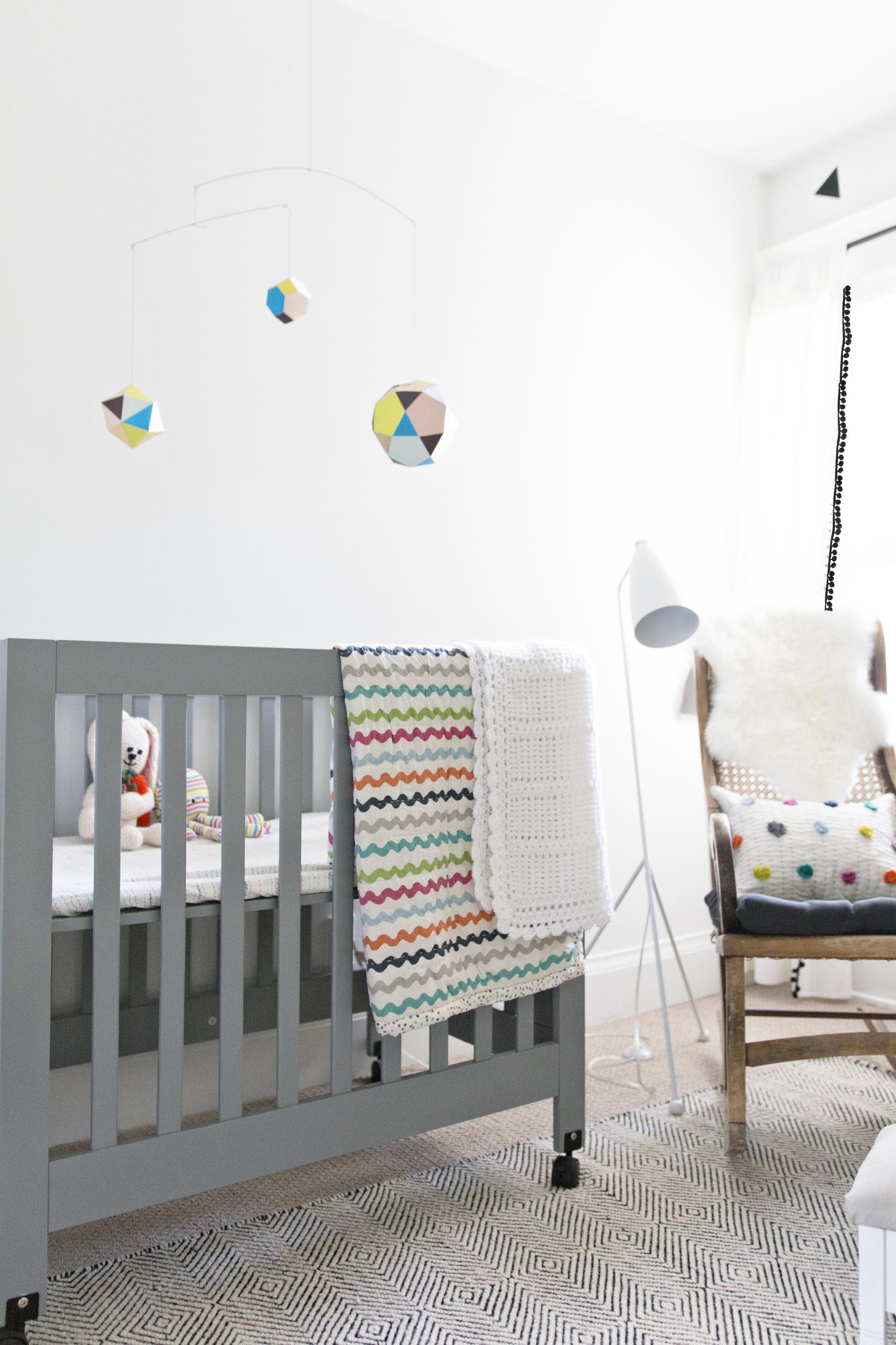 Elsie and Kel Client Sweet Dreams Nursery