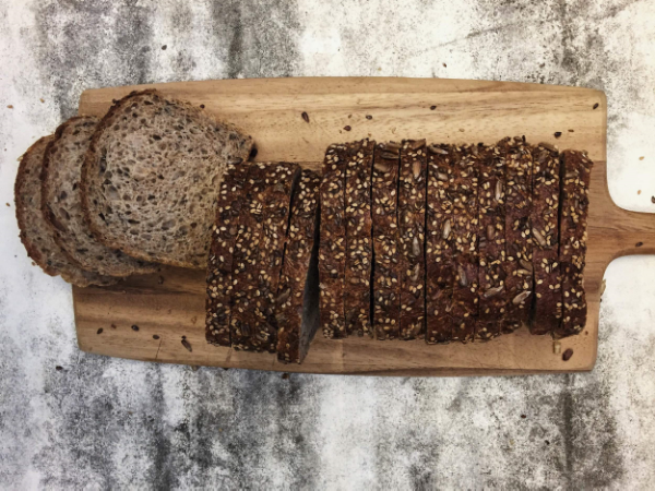 The whole grain health has a brand new look.