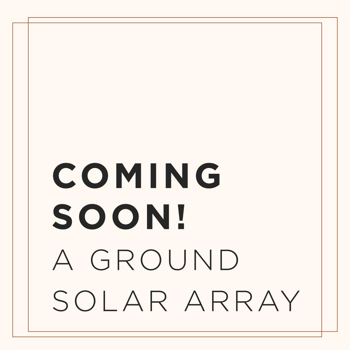 Ground Array