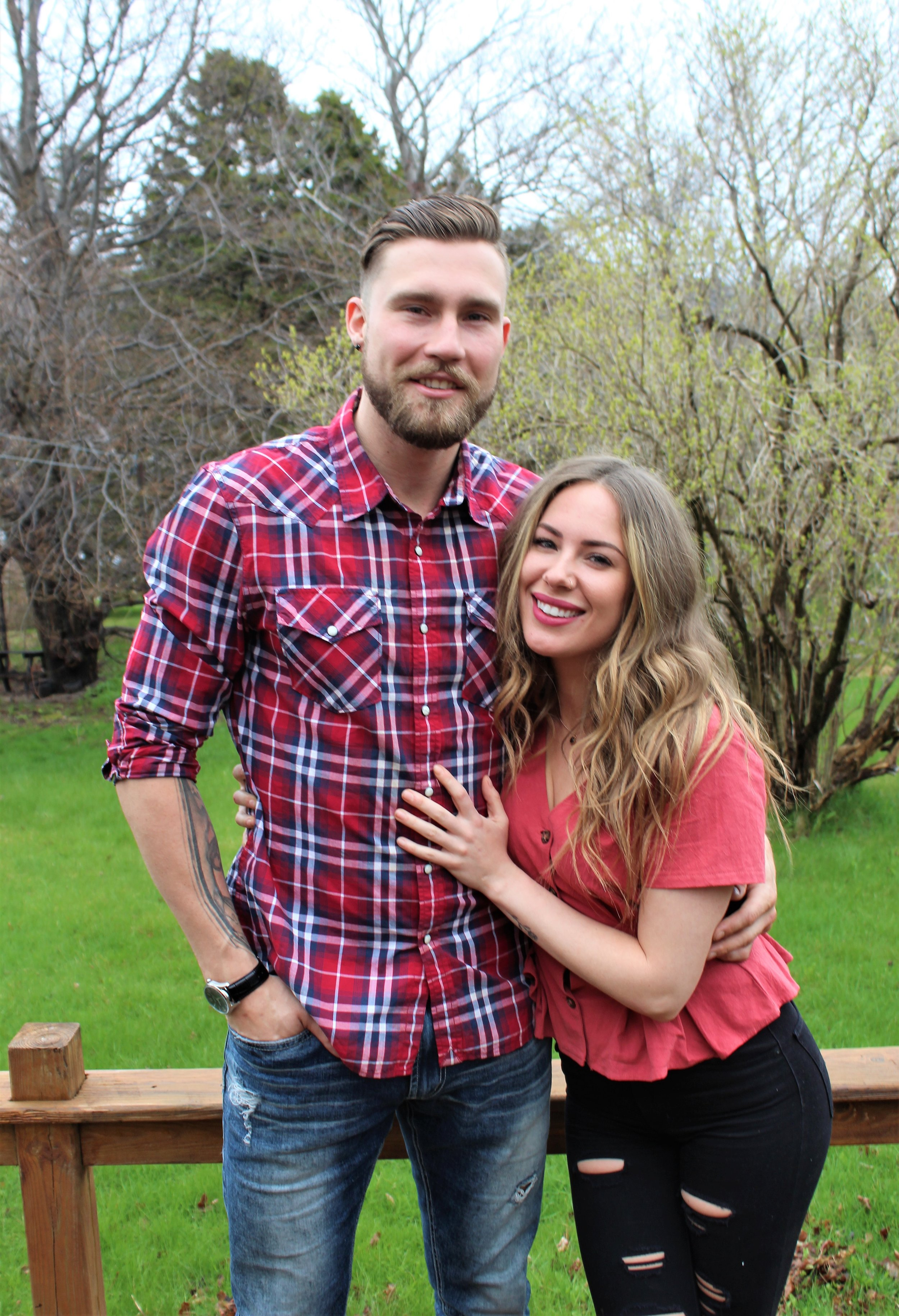 Adam Pike (left) and Samantha Picco are the two contestants from Newfoundland featured on the seventh season of Big Brother Canada. The two developed a relationship on the show, which fans have since dubbed as 'Sadam.'
