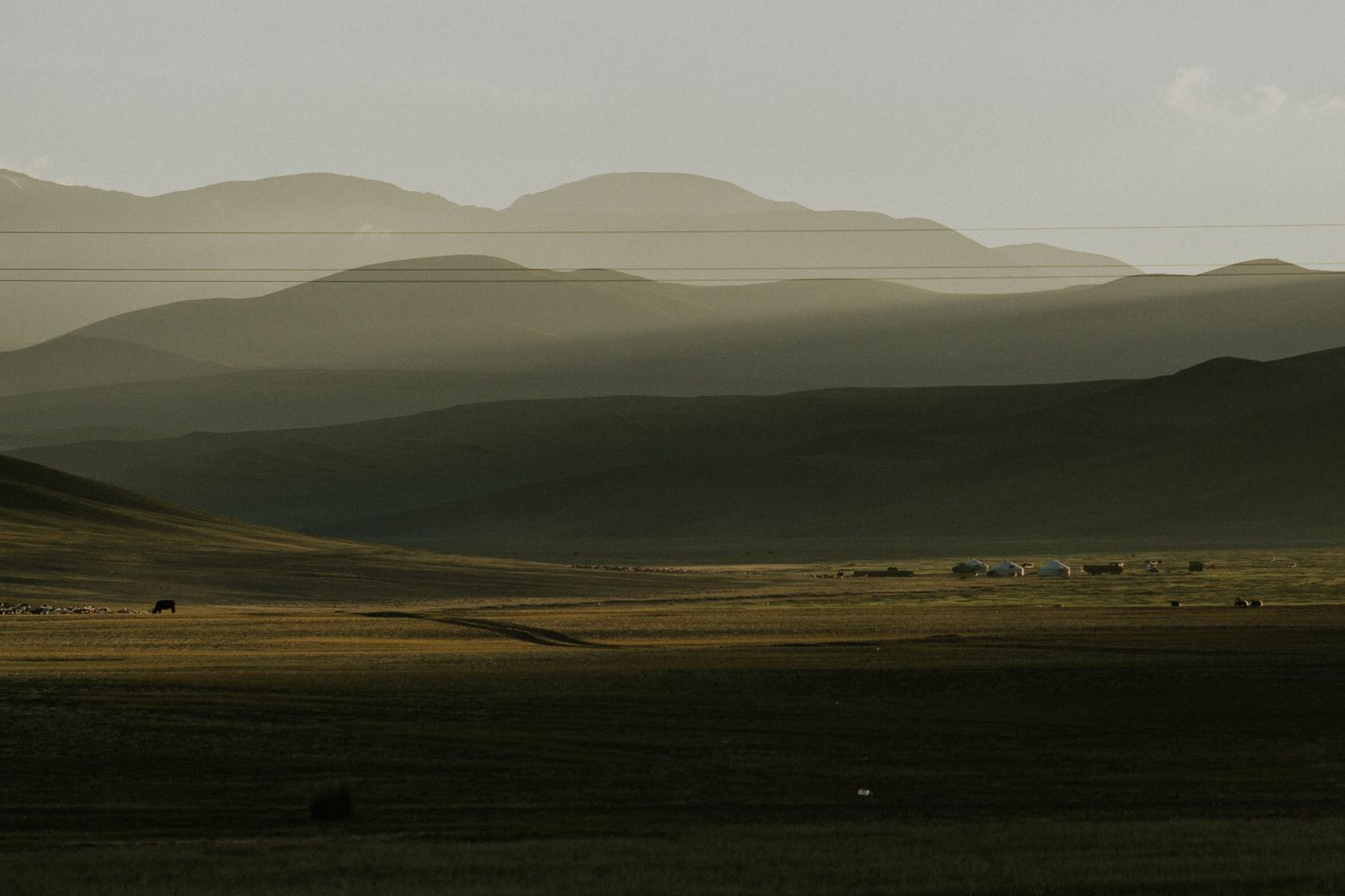 Mongolia -