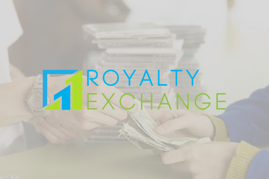 Royalty Exchange<strong>The world's first online platform for buying and selling royalty streams in a transparent and efficient marketplace.</strong>