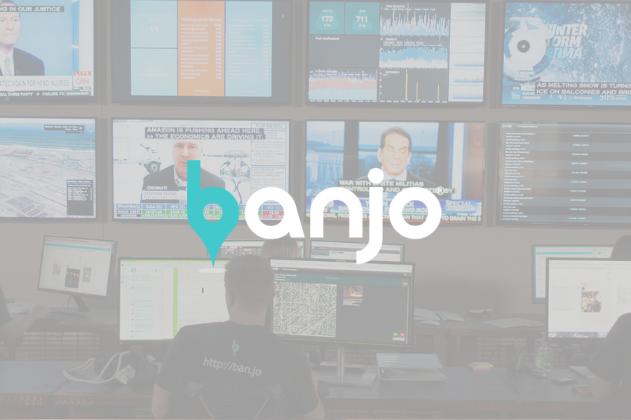 Banjo<strong>All-access pass to live events and breaking news around the world</strong>