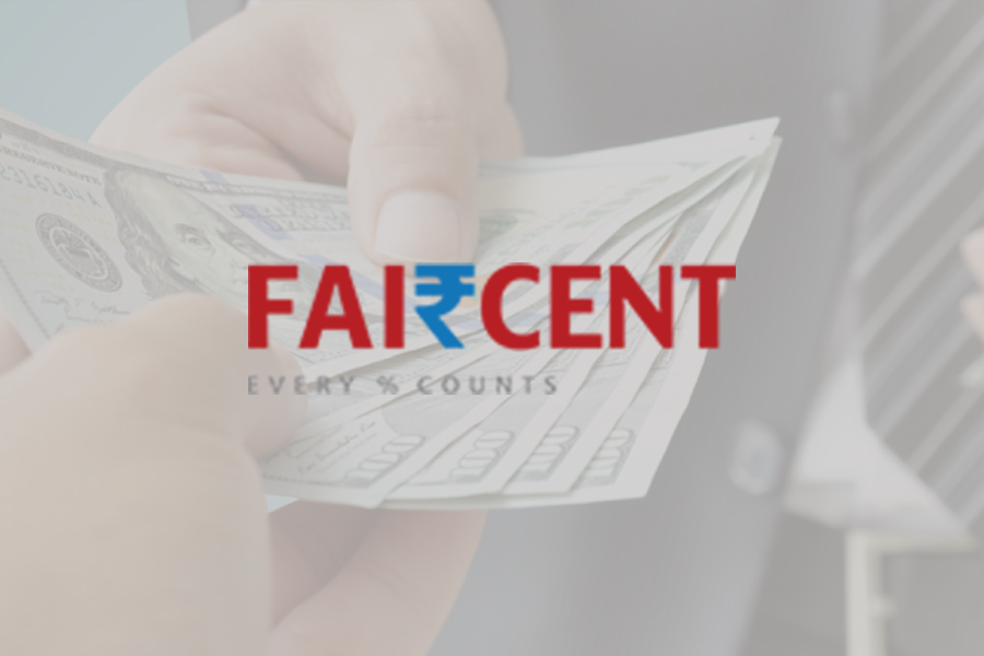 FairCent<strong>Peer-to-peer lending platform in India</strong>