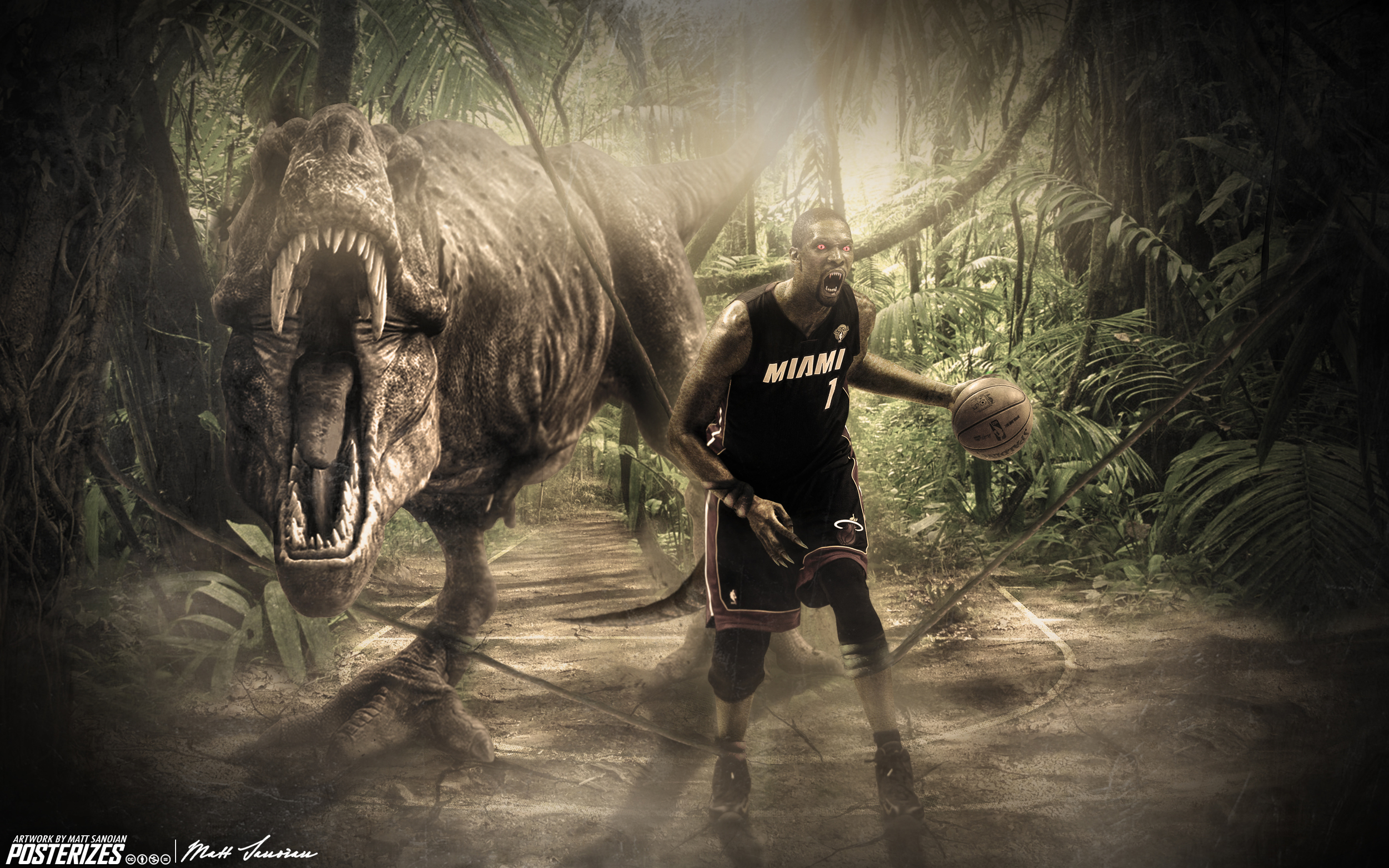 Chris Bosh - Unleashed