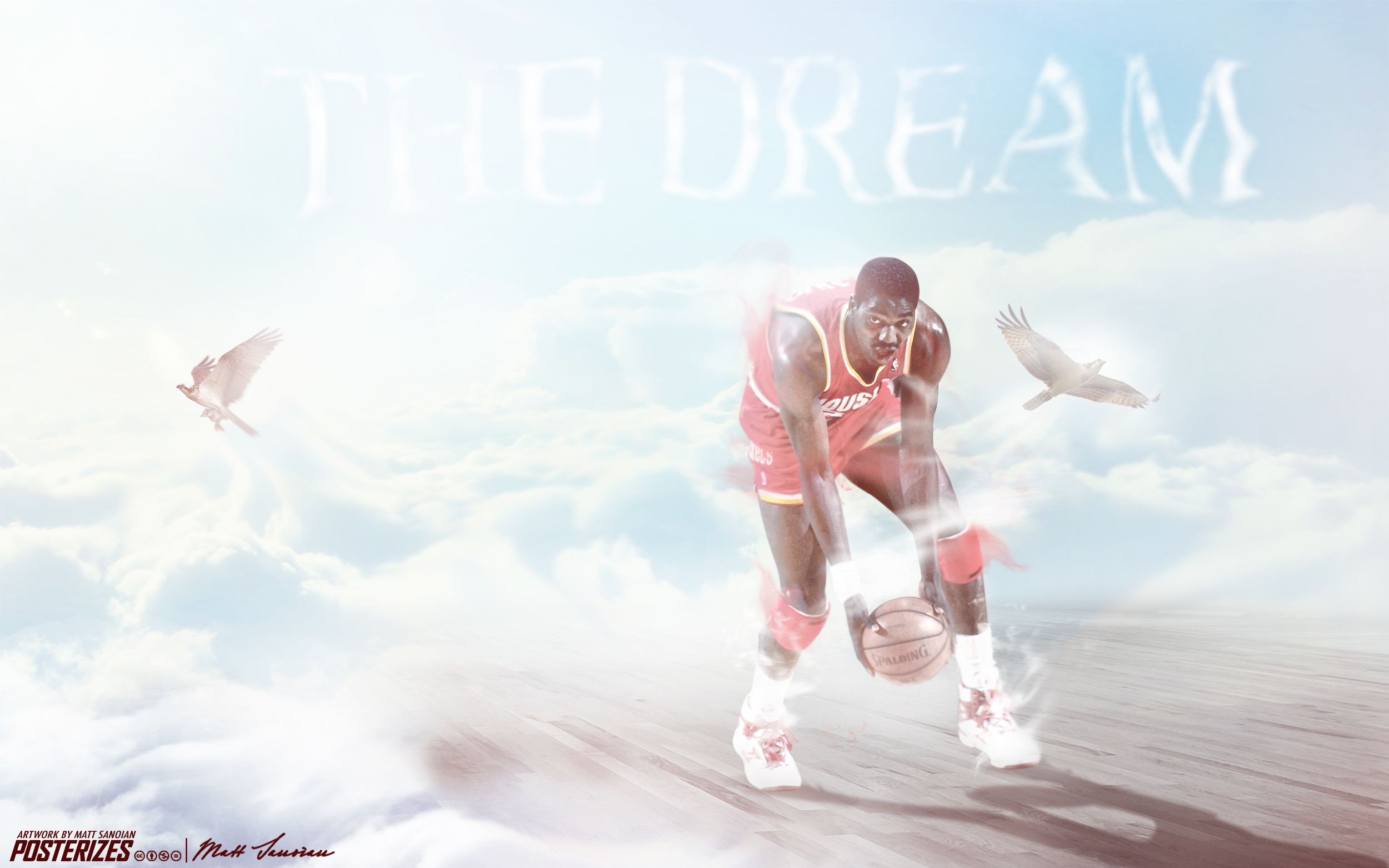 "Hakeem ""The Dream"" Olajuwon"