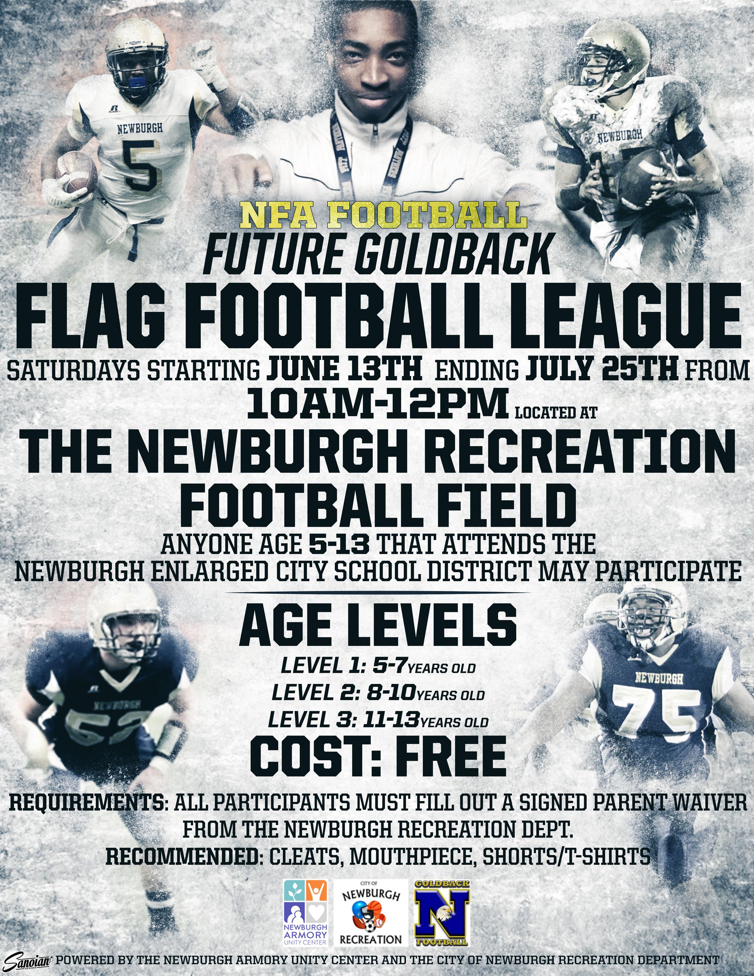 Future Goldback Flag Football League