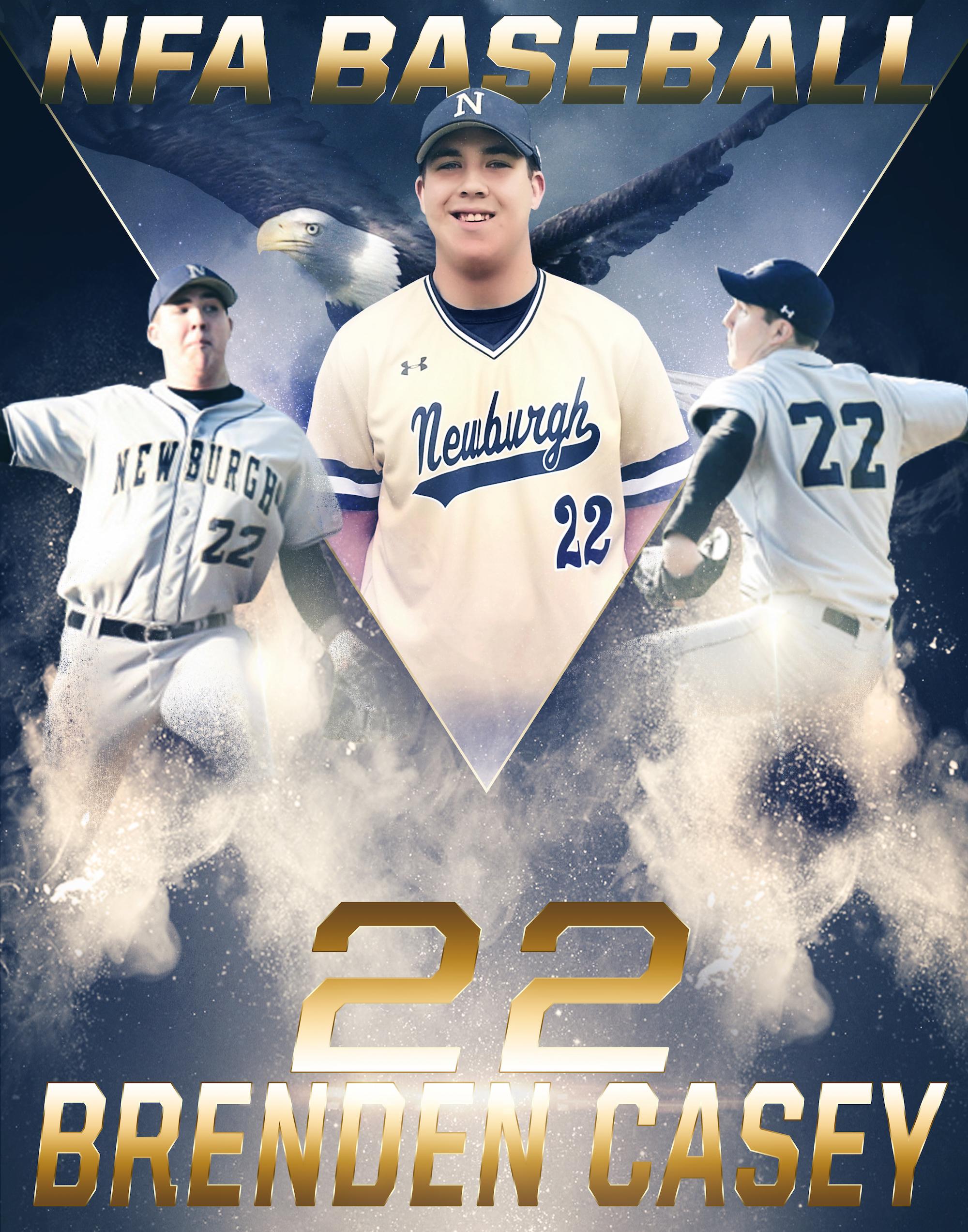 Brenden Casey - Goldbacks Baseball