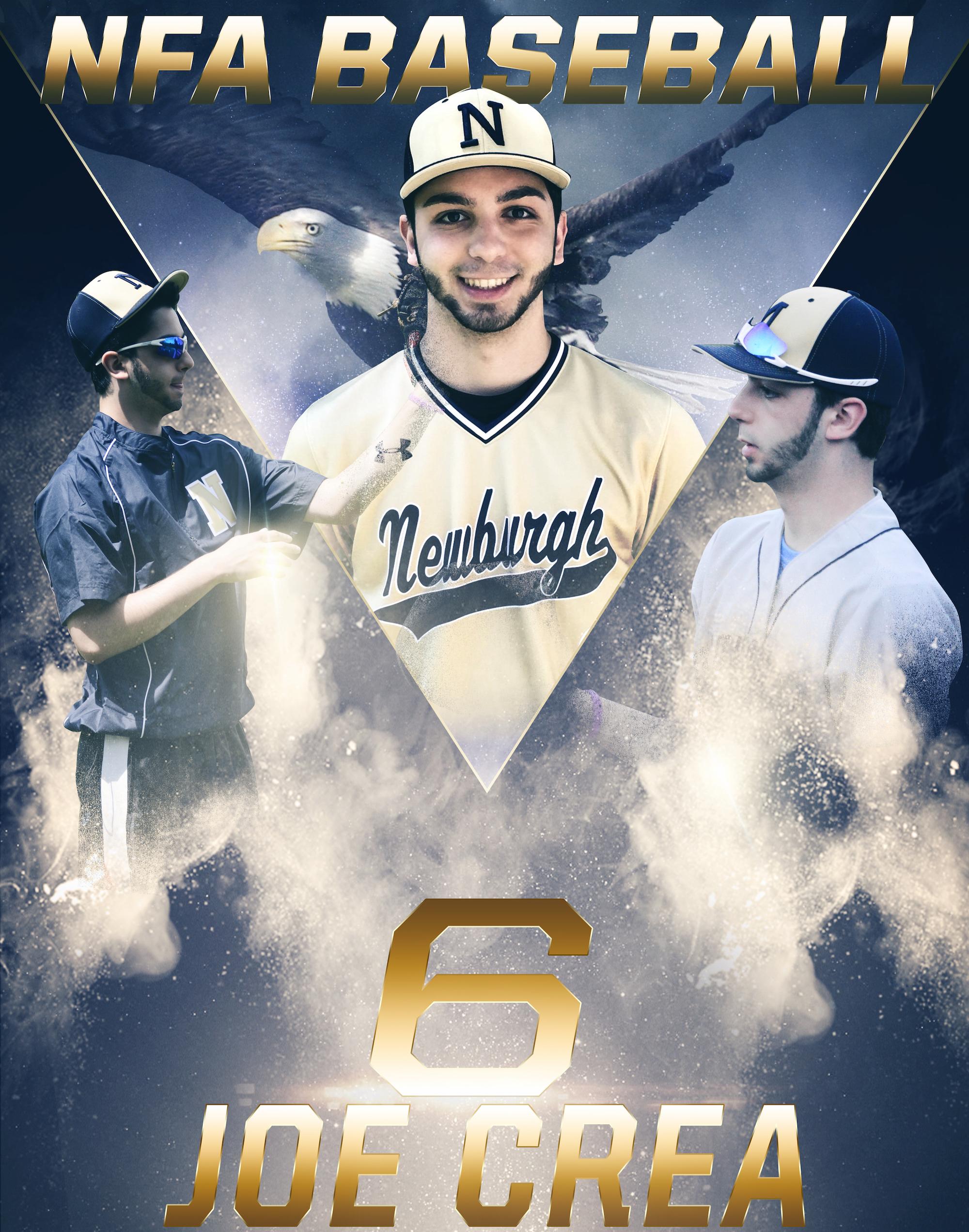 Joe Crea - Goldbacks Baseball