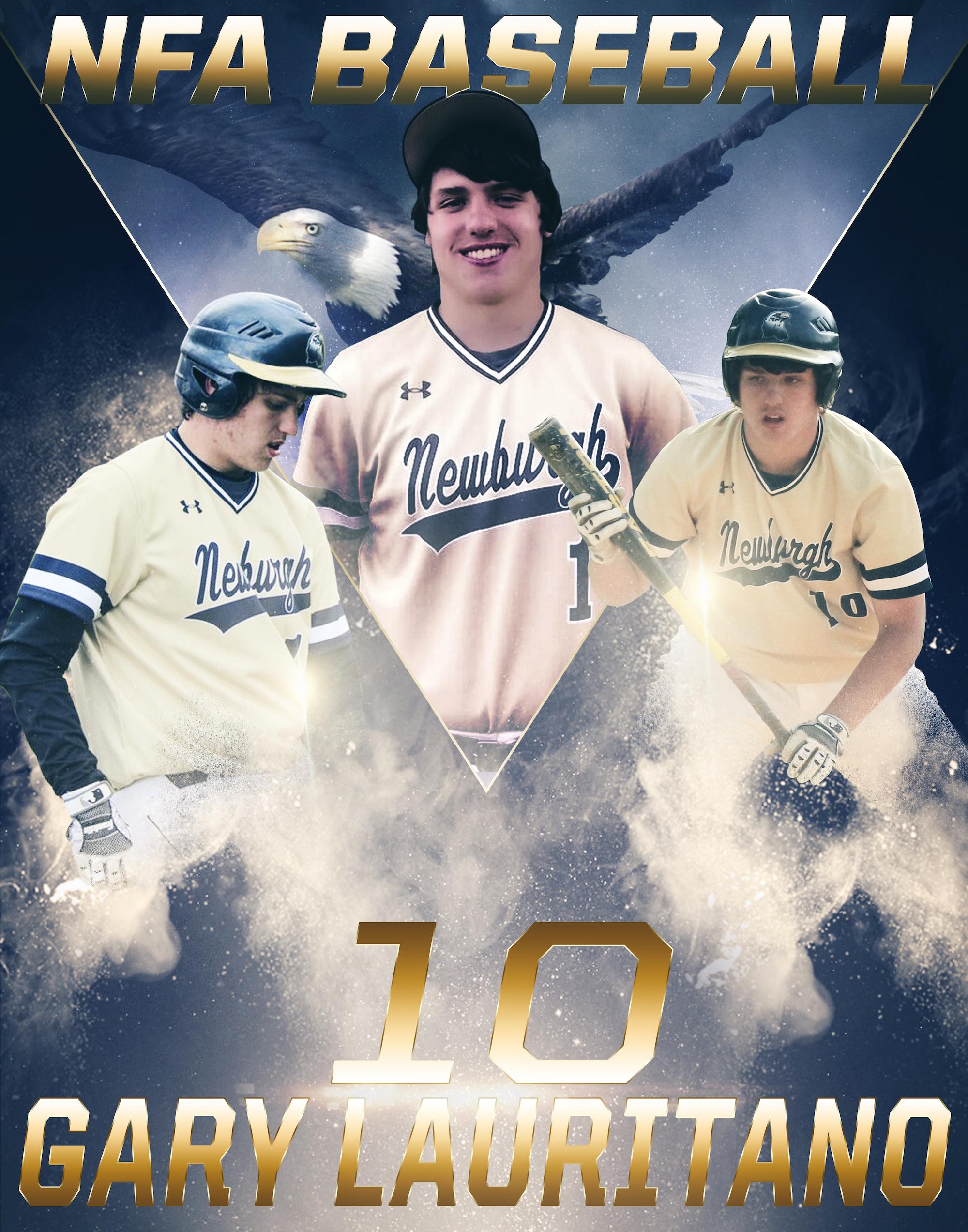 Gary Lauritano - Goldbacks Baseball