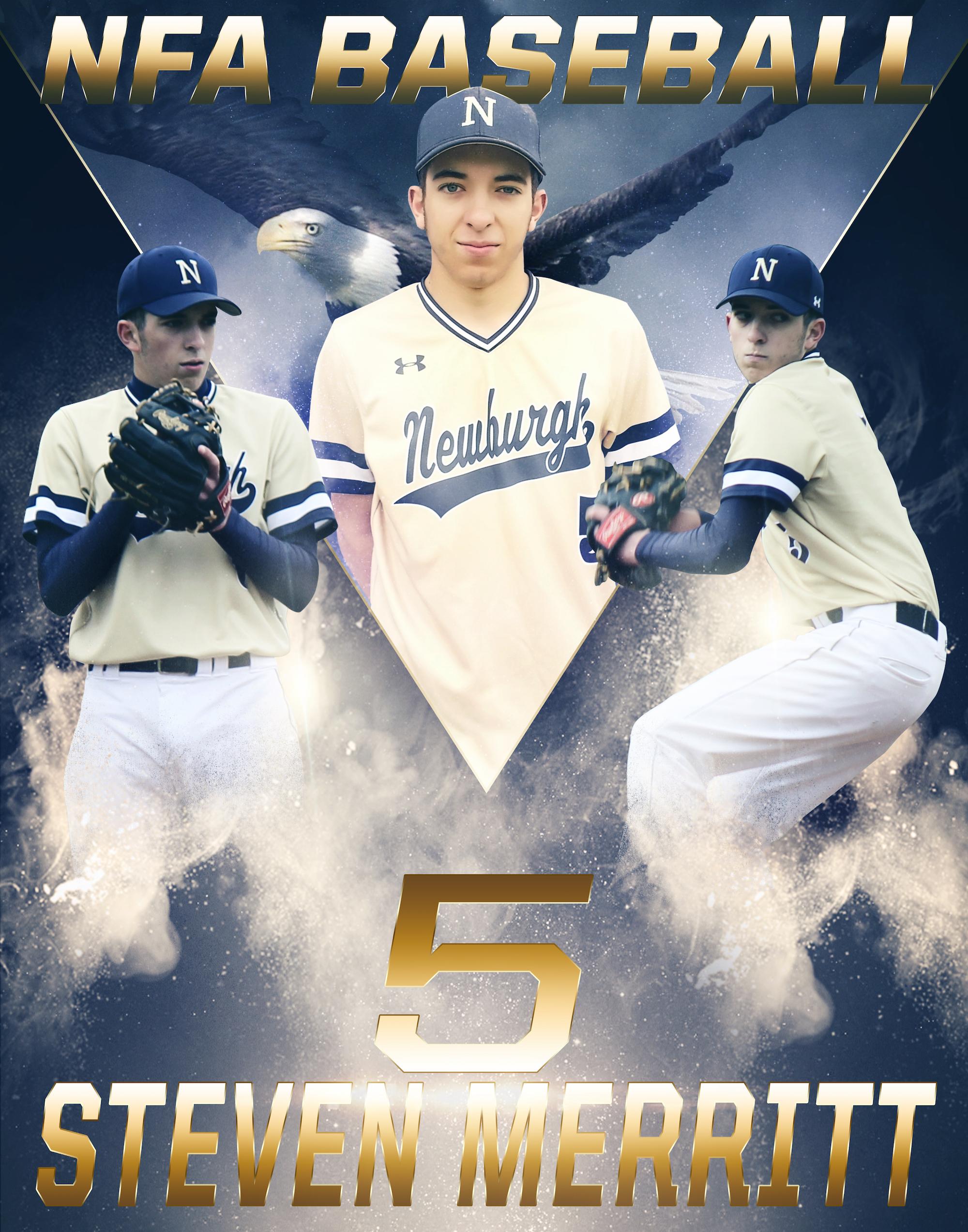 Steven Merritt - Goldbacks Baseball