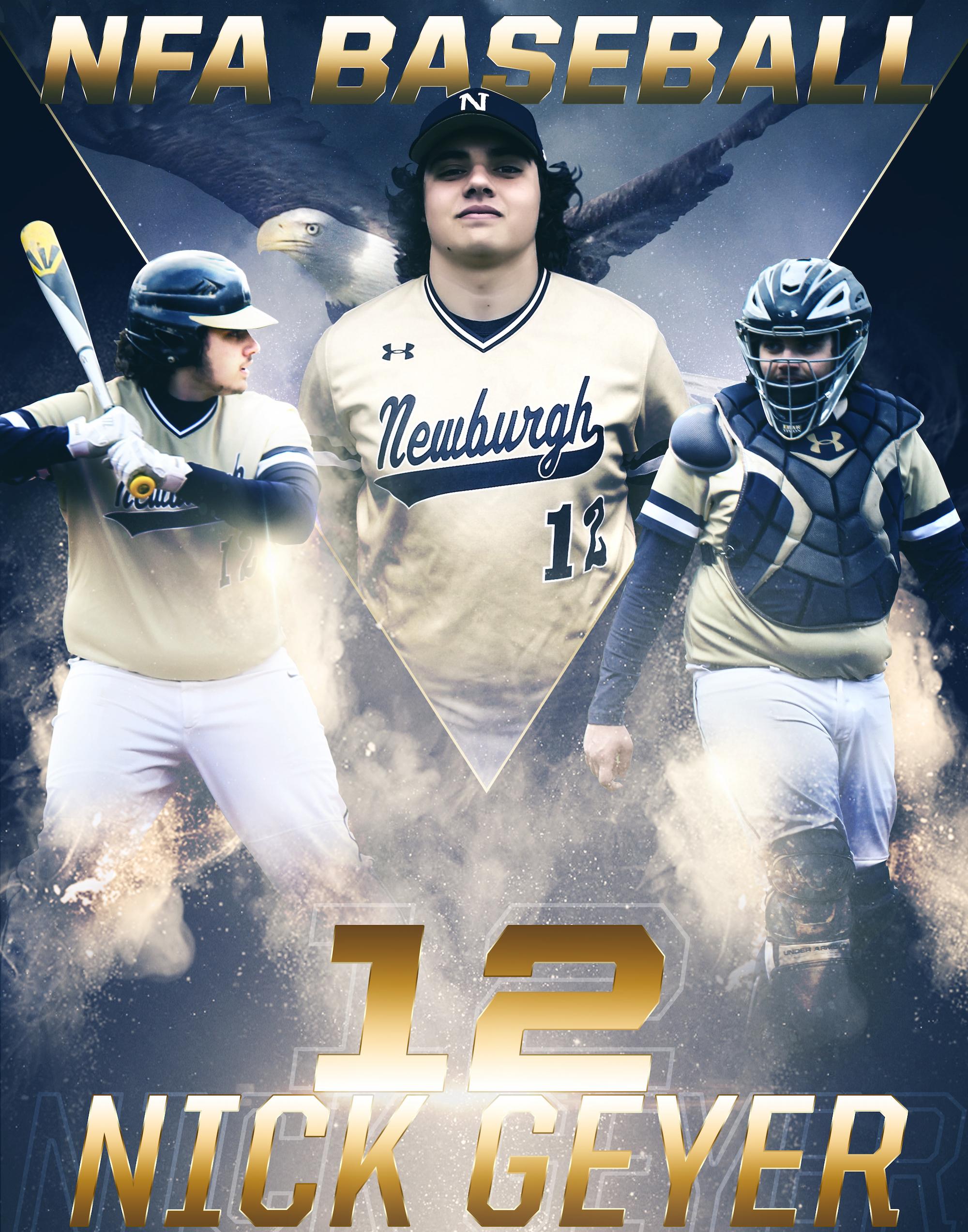 Nick Geyer - Goldbacks Baseball