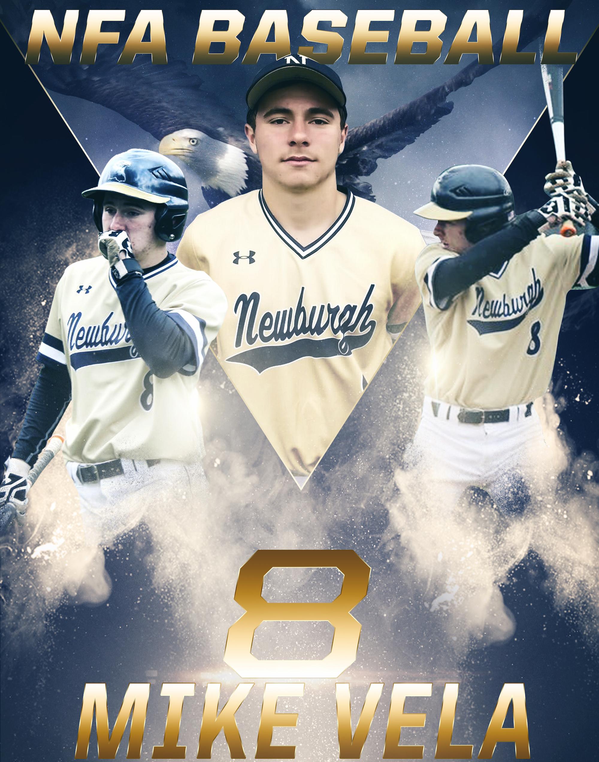 Mike Vela - Goldbacks Baseball