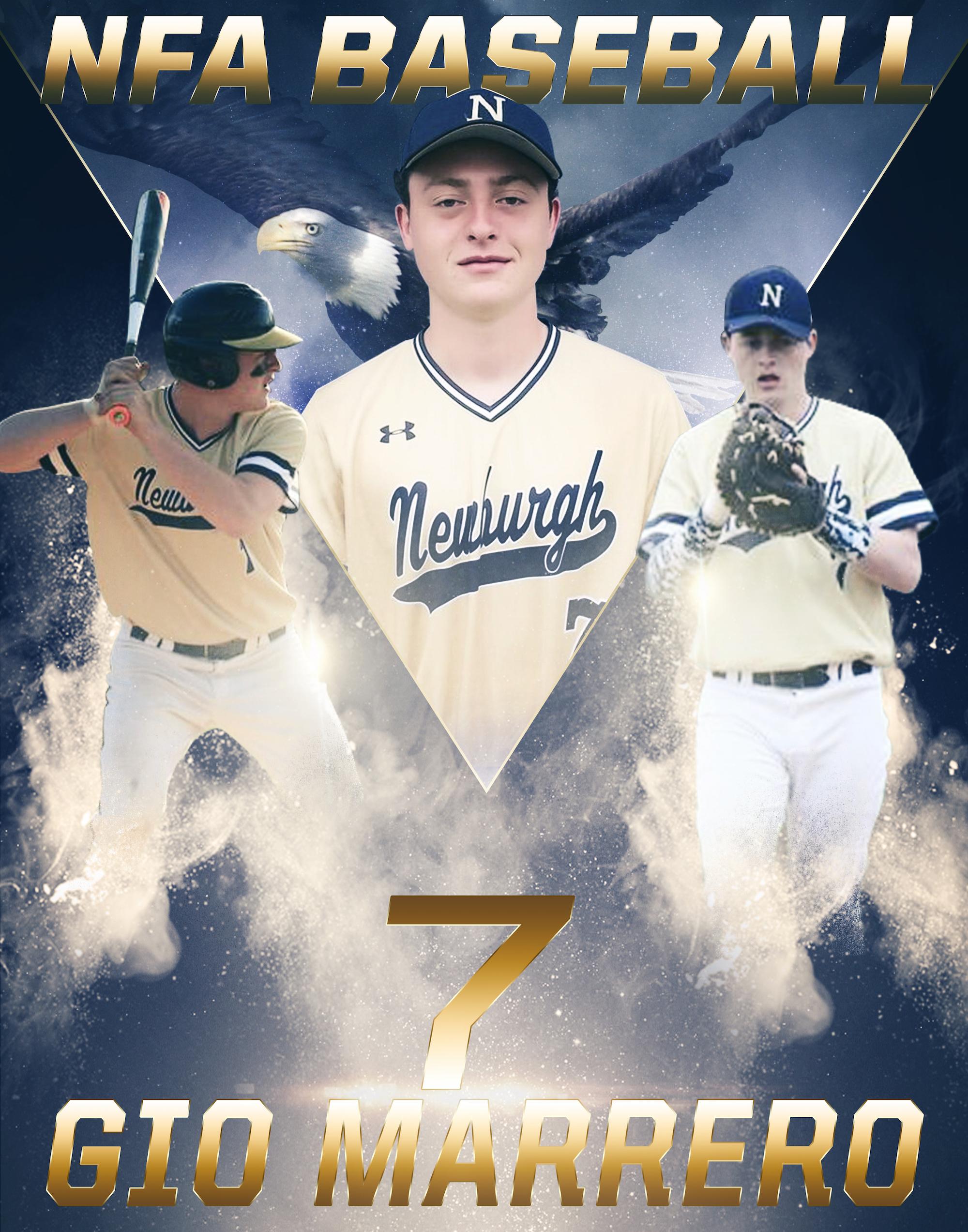 Gio Marrero - Goldbacks Baseball
